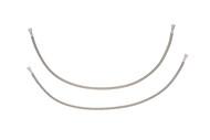 Stainless Steel Braided Teflon Hoses between fuel filter and fuel pump 2001 Oldsmobile Aurora 4 Door 6018-01N3