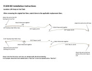 FL504-BD Installation Instructions