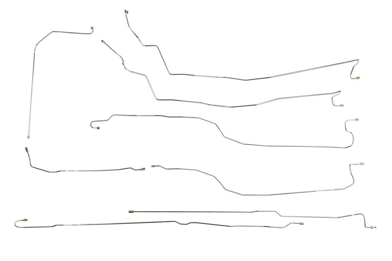 2007 Chevy Silverado 4.3L, 4.8L, 5.3L, 6.0L Brake Lines
