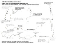 BLC-166 Installation Instructions