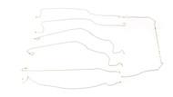 Sierra Brake Line Set 2004-2007 C/K1500 Ext Cab 6.5 ft 2WD & 4WD w/5 ABS Line Ports