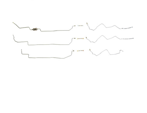 Silverado Fuel Line 2001 C/K2500HD/3500 Ext Cab 6.0L, 8.1L