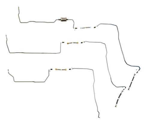 Silverado Fuel Line 2001 C/K2500 Reg Cab 8 ft bed 6.0L