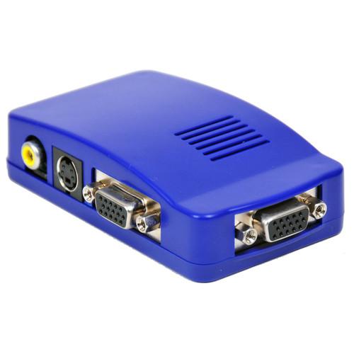 TV to VGA Computer AV2VGA