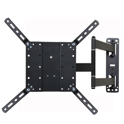 triple pivot articulating led lcd tv wall mount ml550b. Black Bedroom Furniture Sets. Home Design Ideas