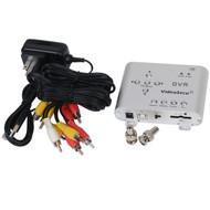 2 Channels Mini SD DVR DVRSD20