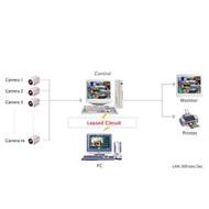 4 CH Passive Video Balun UTP Transceiver