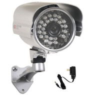 Built-in 1/3'' Sony CCD Effio IR Night Vision Outdoor Security Camera IR45HS