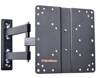 "VideoSecu Articulating Arm LCD LED TV Wall Mount Full Motion Tilt Swivel Mount Bracket for most 27"" 30"" 32"" 36"" 37"" 40"" 42"" 47""  with VESA 100 200 Mount Pattern ML510B B62"