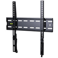 "VideoSecu Ultra Slim TV Wall Mount for most 27""-47"" LCD LED Plasma TV, Some up to 55"" Display with VESA 100x100 200x100 200x200 300x200 400x300 400x400 1"" TV Bracket MP146B 1RX"