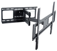 Swivel Tilting Articulating Single Arm TV Wall Mount MW365BBM7