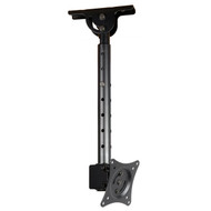 Adjustable Ceiling TV Mount  Fits Most 19 to 47 inch Display with VESA 100x100/ 75x75mm ML405B2