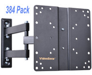 VideoSecu 384 Pack ML510B Articulating Arm LCD LED TV Wall Mount 384XML510B