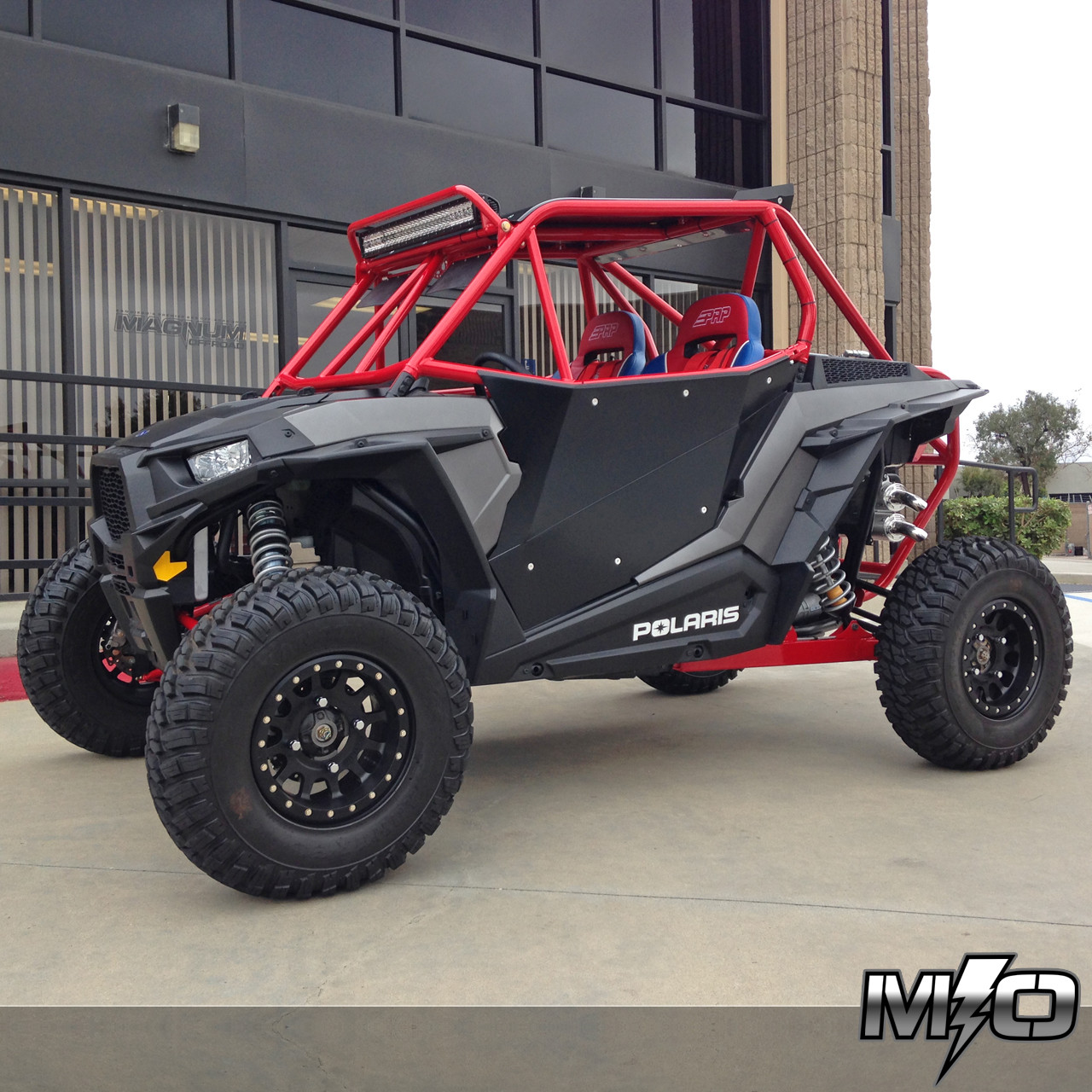 Polaris RZR XP 1000: MX1 Roll Cage System