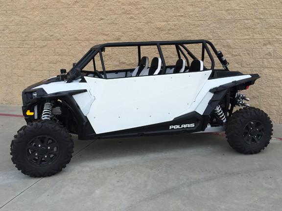 Polaris RZR XP 1000 4: MX1-4 Sport Roll Cage System