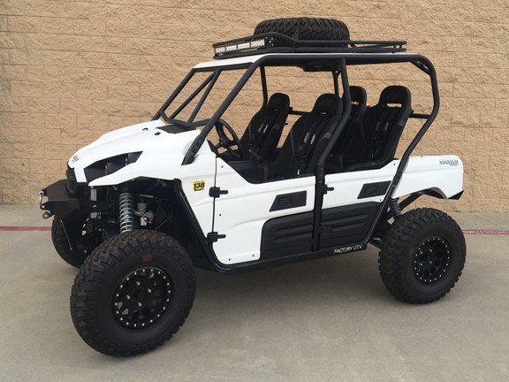 Magnum Offroad Kawasaki Teryx 4 Explorer Series Roll Cage System