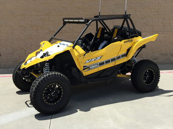 Magnum Offroad Yamaha YXZ 1000R Roll Cage System
