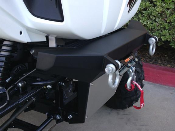 Kawasaki Teryx & Teryx4 Boxed Front Winch Bumper