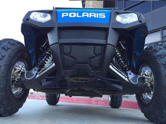 Magnum Offroad Polaris RZR 170 Long Travel Suspension System