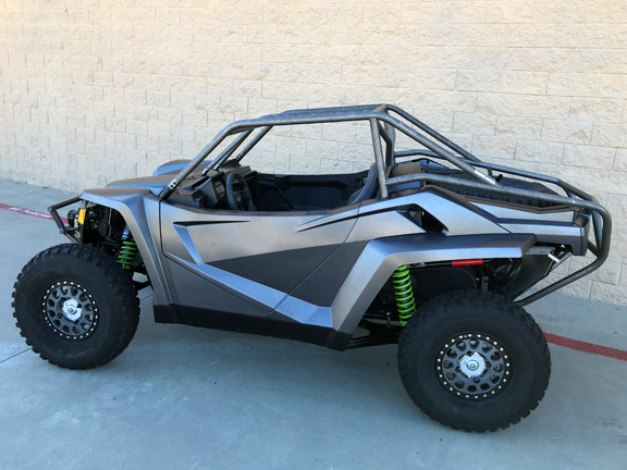 Textron Offroad Wildcat XX Roll Cage System by Magnum Offroad