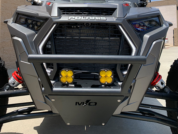 Magnum Offroad Polaris RZR Turbo S Front Race Bumper