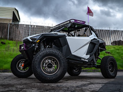 Magnum Offroad Polaris RZR Pro XP Desert Series Roll Cage System