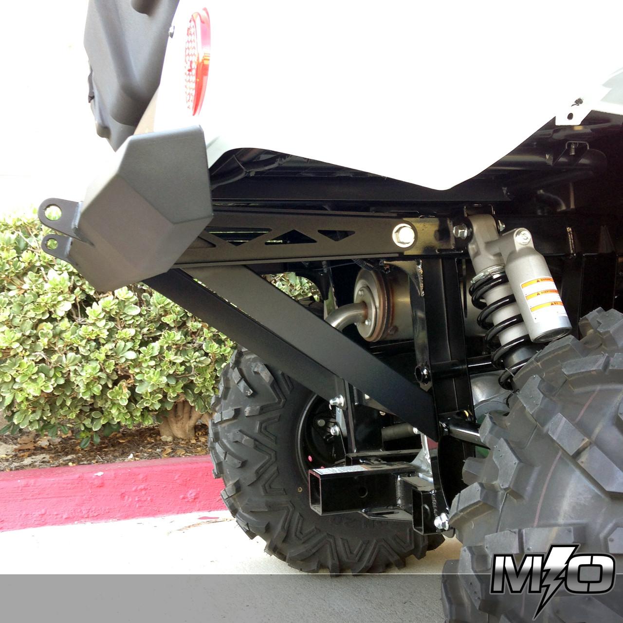 Kawasaki Teryx4 Boxed Rear Bumper Magnum Offroad