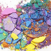 Pigment Powder Colors