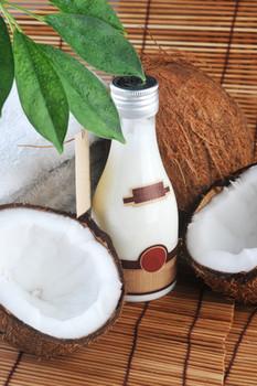 Pure Coconut Lemon Grass Flavor Sizes