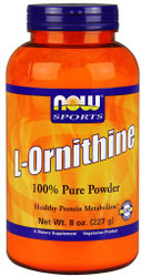 ORNITHINE POWDER (8 OZ)
