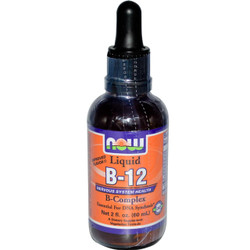 VITAMIN B-12 LIQUID B-COMPLEX (8 OZ)