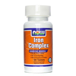 Iron Complex (100 tabs)