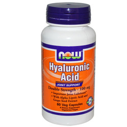Hyaluronic Acid 100 mg - 60 Vcaps