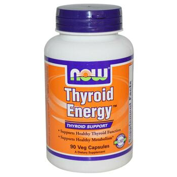 Thyroid Energy - 90 Veg Capsules