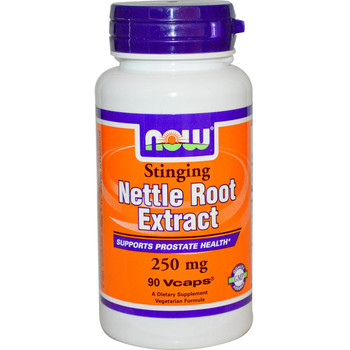 Nettle Root Extract 250 mg Vegetarian - 90 Vcaps