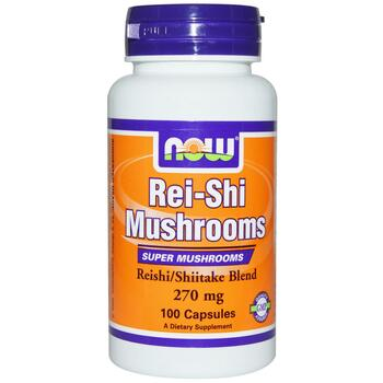 Rei-Shi Mushrooms 270 mg - 100 Capsules