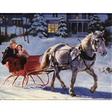 Pure Sleigh Ride Fragrance Oil