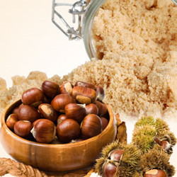 Pure Chestnuts and Brown Sugar Fragrance Oil