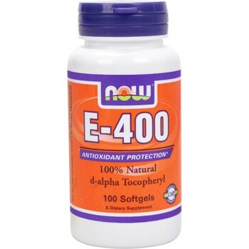 Vitamin E-400 IU MT - 100 Softgels