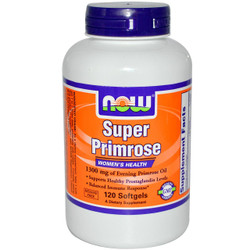 Super Primrose 1300 mg - 120 Soft Gels