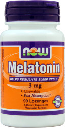 Melatonin 3 mg - 90 Lozenges