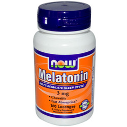 Melatonin 3 mg - 180 Lozenges