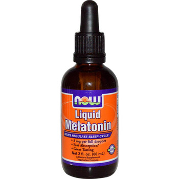 Liquid Melatonin - 2 fl. oz