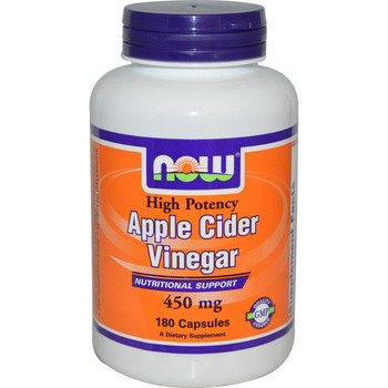 Apple Cider Vinegar 450 mg - 180 Vcaps