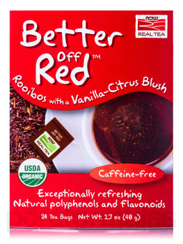 Better Off Red Tea Bags - 24 Bags