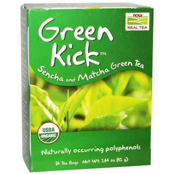 Green Kick Tea Bags - 24 Bags