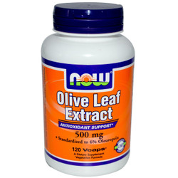 Olive Leaf Extract 500 mg - 120 Vcaps