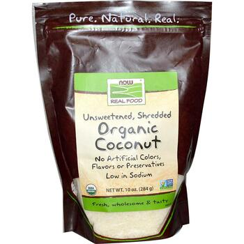 Organic Coconut Shreds Unsweetened - 10 oz