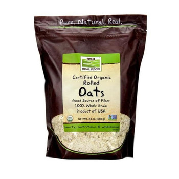 Organic Rolled Oats - 24 oz