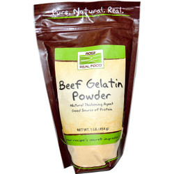Beef Gelatin Natural Powder - 1 Lb